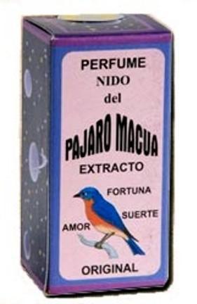 Extracto del Pájaro Macuá